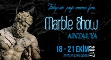 Marble Show Antalya Lansmanı Yapıldı