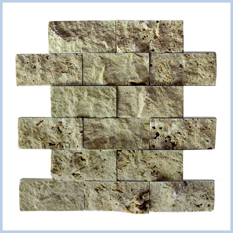 Split Face Mosaics